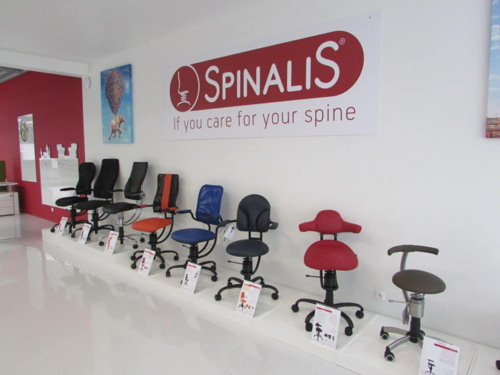 Spinalis Stoel Prijs : Livwell